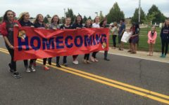 Homecoming Parade and Pep Fest