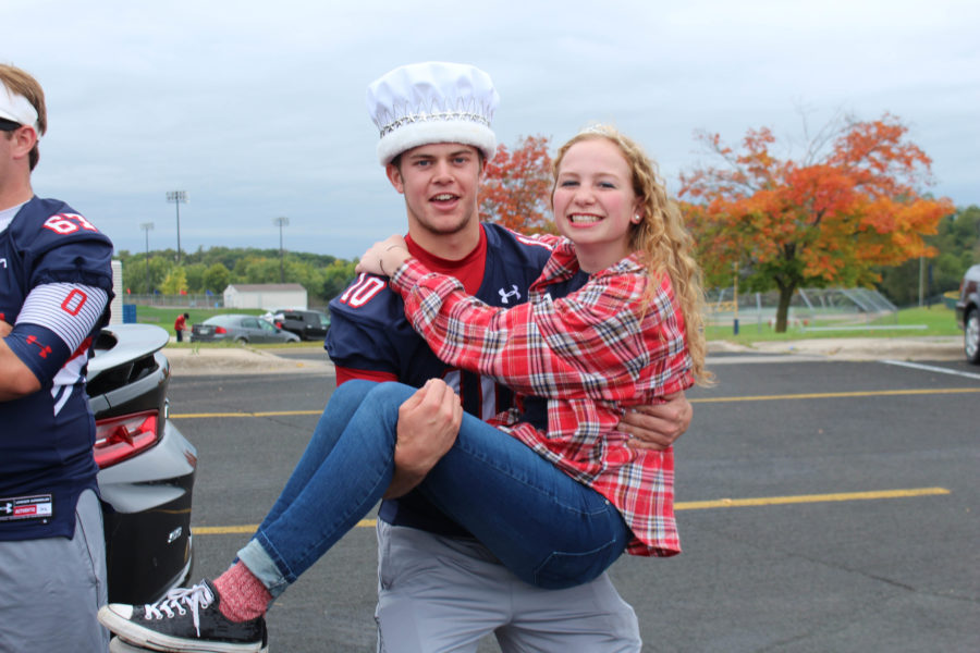 Homecoming Parade and Pepfest Video