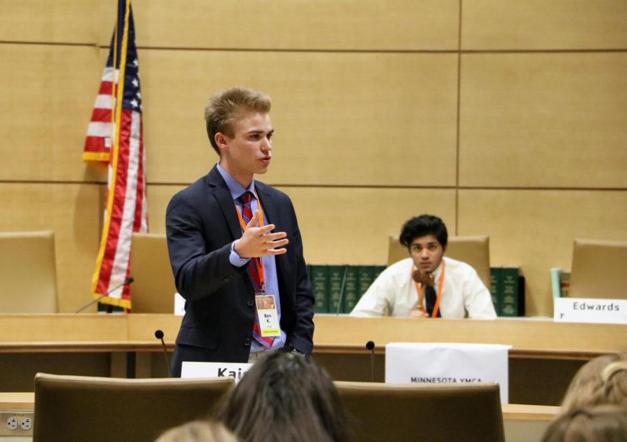 Orono Delegation Lights Up YIG