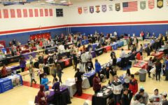 OHS hosts our first annual college fair