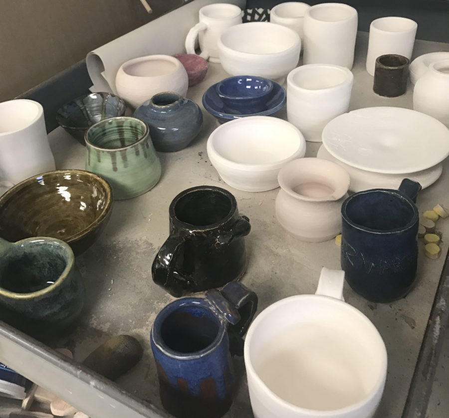 2017 Empty Bowls Event Pairs Art With Charity