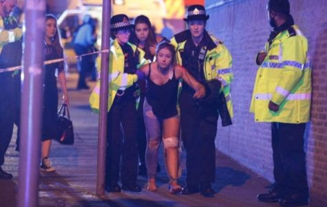 Tragedy in Manchester
