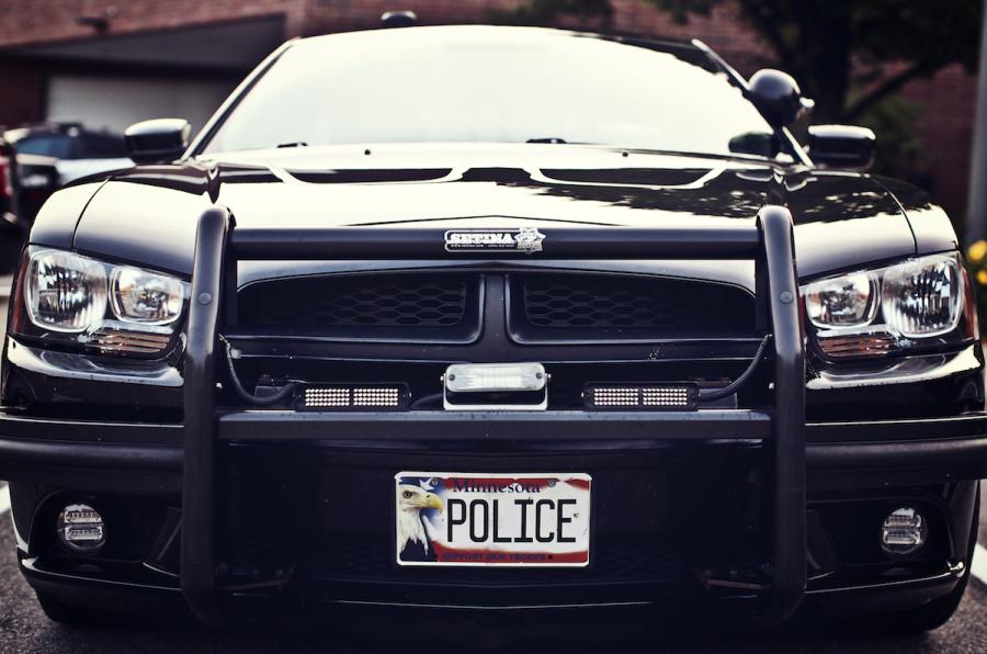 An+Orono+Police+squad+car.